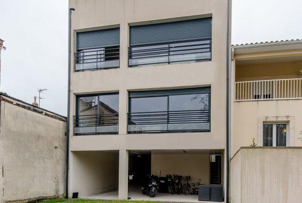 Rénovation complète d'un appartement à Bordeaux