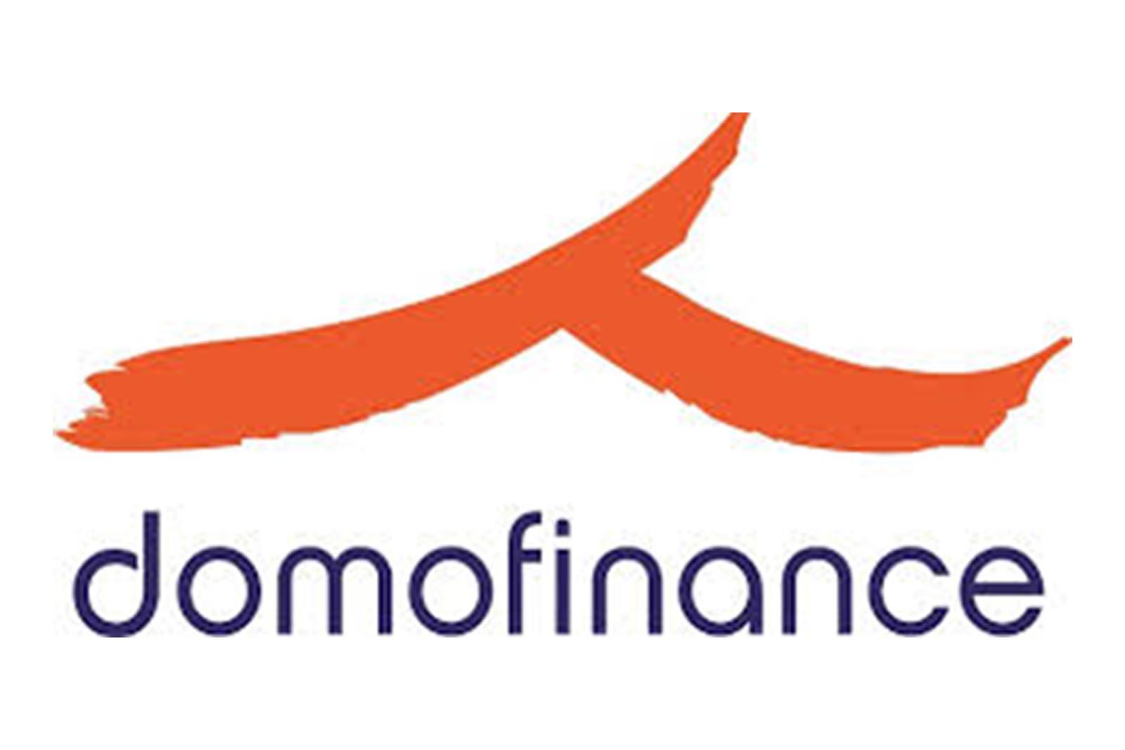 Logo Domofinance, partenaire de RGB